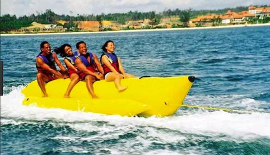 Enjoy Banana Boat Rides In Porto-vecchio, Corse
