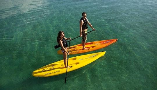 Enjoy Single Kayak Rentals In Porto-vecchio, Corse