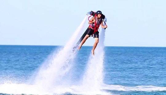 Enjoy Jet Pack Rides In Exmouth, Western Australia