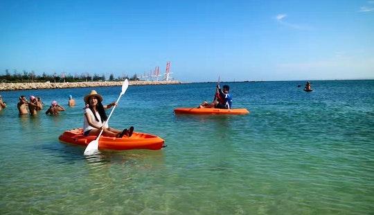 Enjoy Kayaking In Exmouth, Western Australia