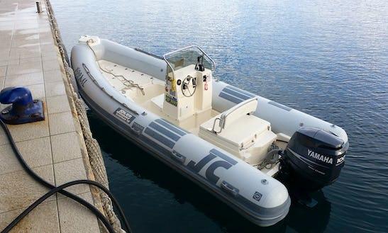 Rent Joker 19 Rigid Inflatable Boat In Mali Lošinj, Croatia