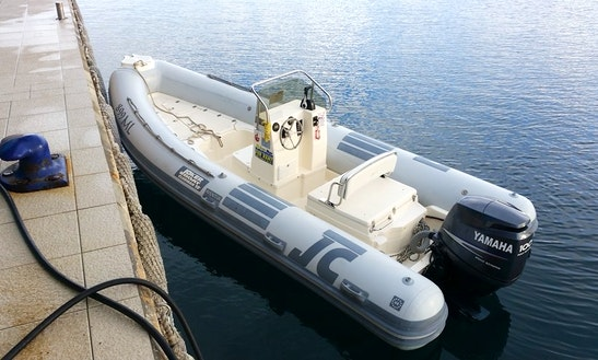 Rent Joker 19 Rigid Inflatable Boat In Mali Lošinj, Croatia