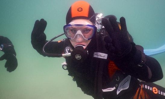 Enjoy Diving In Nowa Wieś Rzeczna, Polland