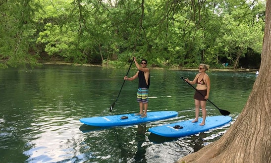 Paddleboard In San Marcos