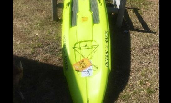 Kayak Rental On Ossipee Lake, New Hampshire