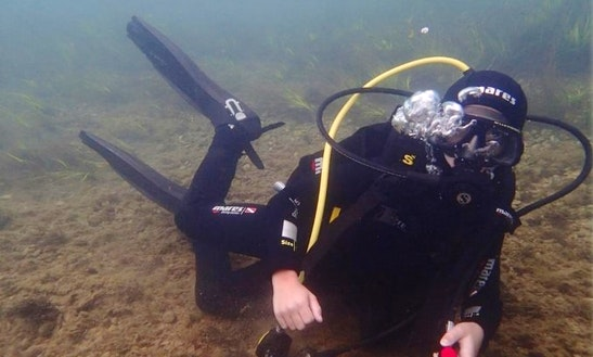 7-day Diving Adventure Holiday In Obrovac, Croatia