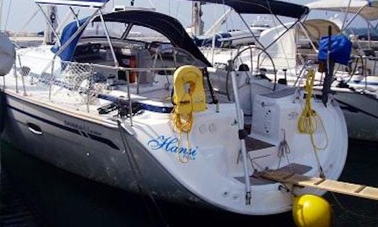 Charter 46' Bavaria Cruiser Cruising Monohull In Poreč, Croatia