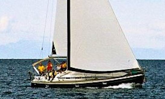 Charter 45' Elan Cruising Monohull In Poreč, Croatia