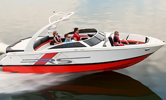 Rent A Four Winns 260 Rs Bow Rider In Palavas-les-flots, France