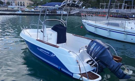 Enjoy Fishing In Castellammare Del Golfo, Sicilia With Captain Bruno