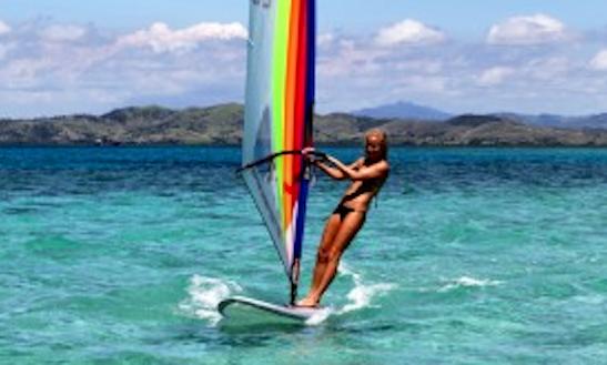Enjoy Windsurfing In Tambon Ko Pha-ngan, Thailand