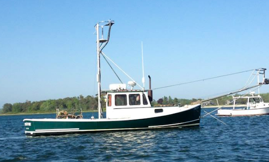 Enjoy Fishing In Scarborough, Maine With Captain Matt