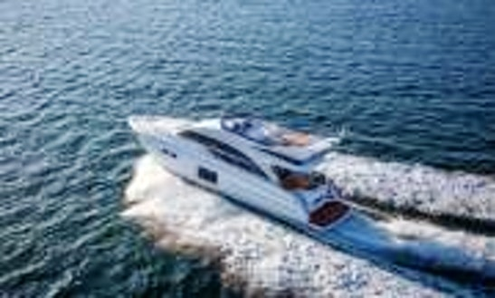Power Mega Yacht For Rent In Saint Petersburg