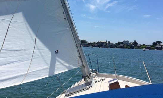 Private Sailing Charter On Martha's Vineyard