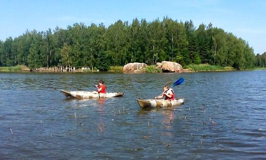 Enjoy Kayak Rentals In Porvoo, Finland