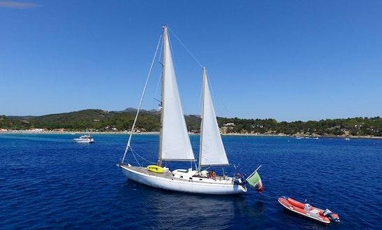 Charter A Cruising Monohull In Portoferraio, Italy