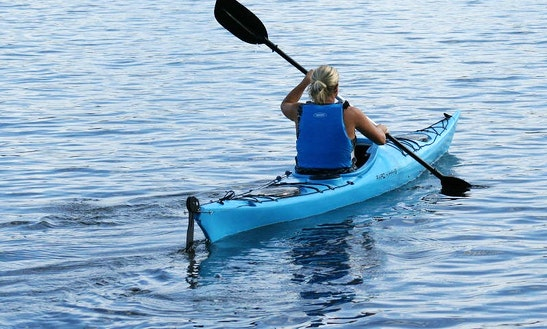Relaxing Kayak Trips In Marseillan, Occitanie