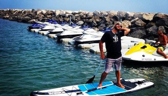 Enjoy Stand Up Paddleboard Rentals In Marseillan, Occitanie