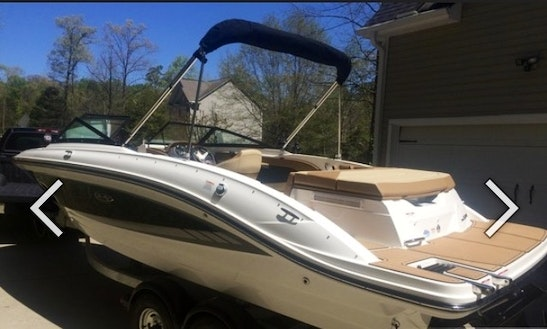 22' Sea Ray Spx Bowrider Rental In Seneca, South Carolina