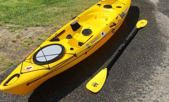 Full Fishing Kayak For Rent In Newport