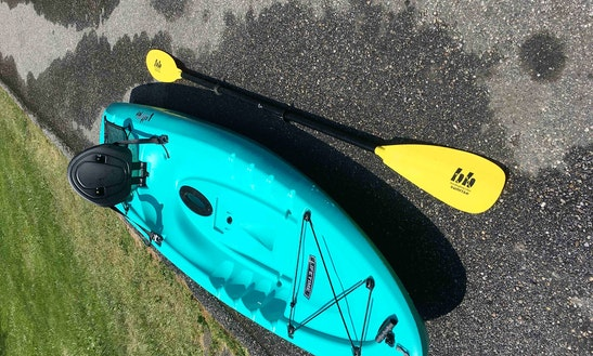 Fun Kayak For Rent In Newport