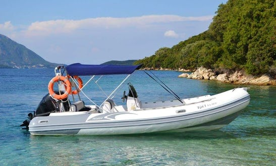 Explore And Enjoy The Kallithea, Greece On A Rib