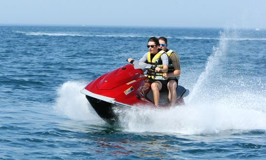 Rent A Jet Ski In Capbreton, New Aquitaine, France