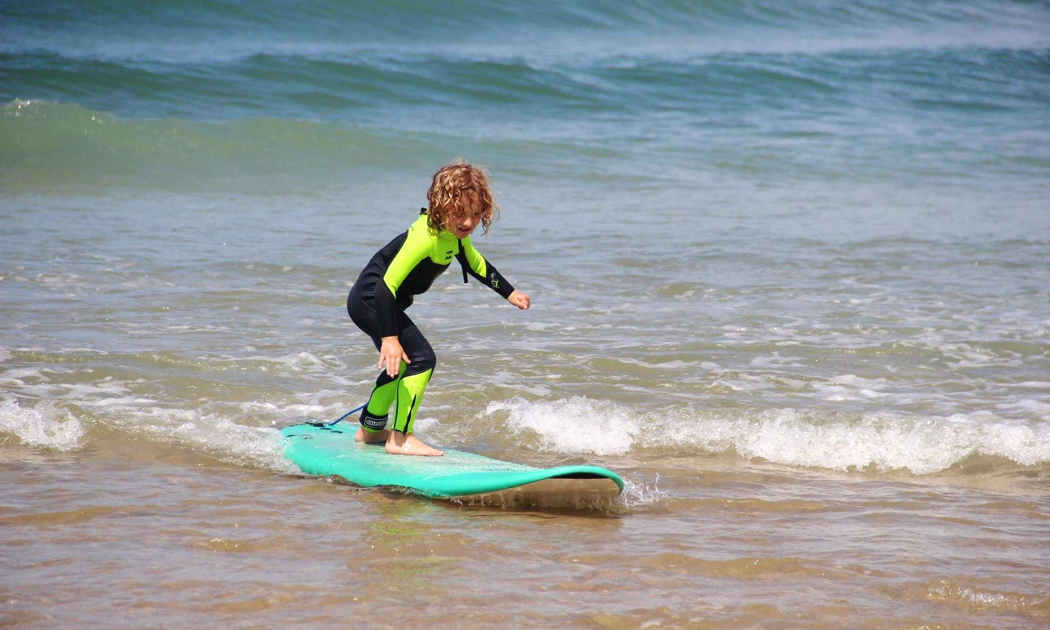 Enjoy Surf Lessons in Espinho, Portugal