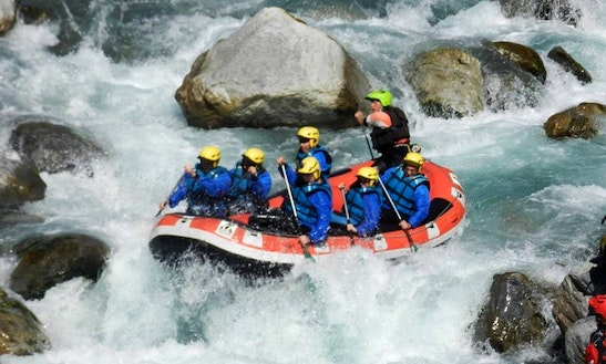 Enjoy Rafting In Provence-alpes-côte D'azur, France