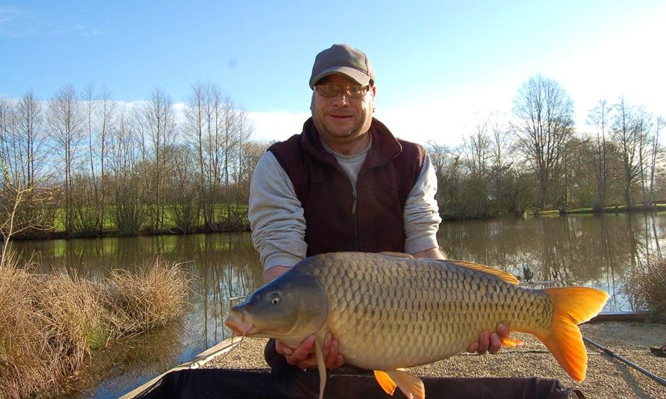 Carp Fishing in Bressuire, France