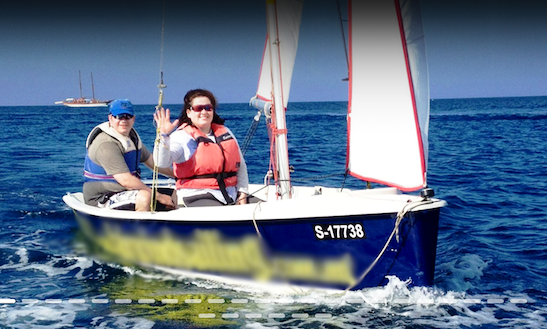 Rent Keel Sailing Dinghy In Rabat, Malta