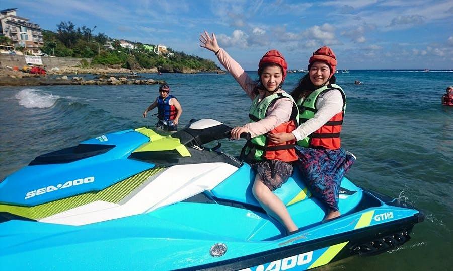 Best Jet Ski Ride in Hengchun Township, Taiwan