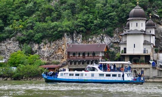 Charter A Passenger Boat In Orșova, Romania