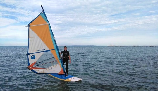 Windsurfing Lessons In Red Sea Governorate, Egypt