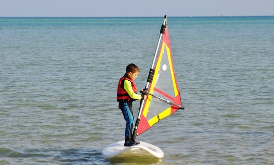 Enjoy Windsurfing In Red Sea Governorate, Egypt