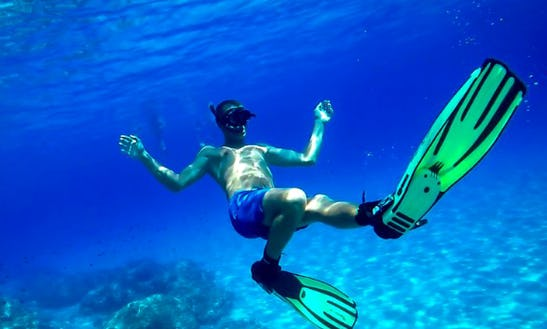 Enjoy Snorkeling In Ayia Napa, Cyprus