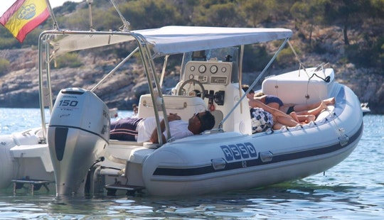 Asso 620 Rib For Rent In Sant Antoni De Portmany