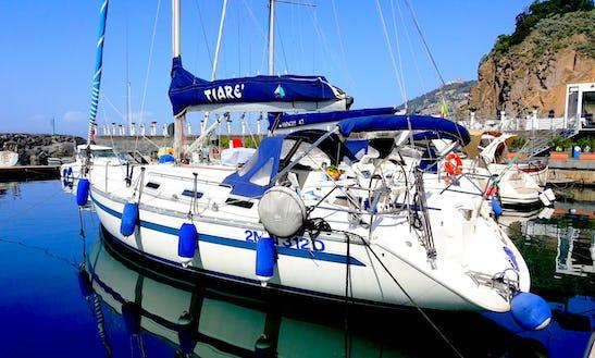 Charter 41' Bavaria Cruising Monohull In Piano Di Sorrento, Italy