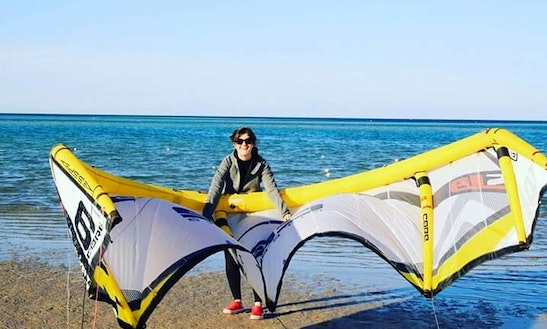 Enjoy Kitesurfing Lessons In Red Sea Governorate, Egypt