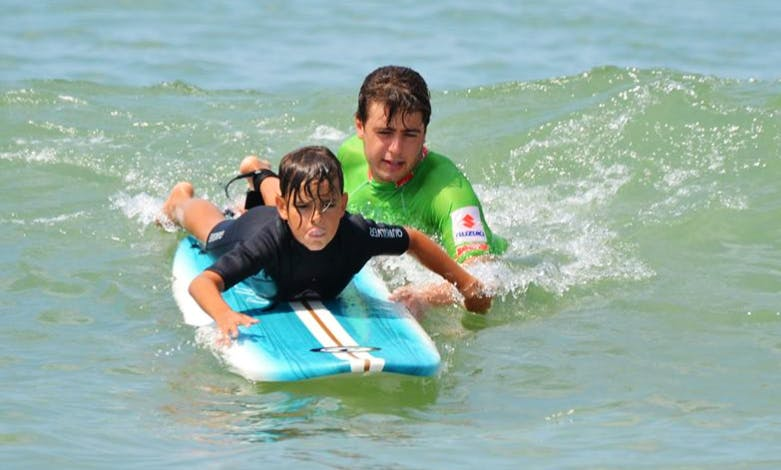 Surfing Lessons In Toscana, Italy