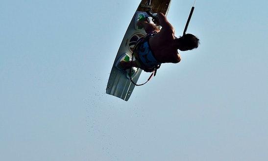 Kite Surf Lessons In Reggio Calabria