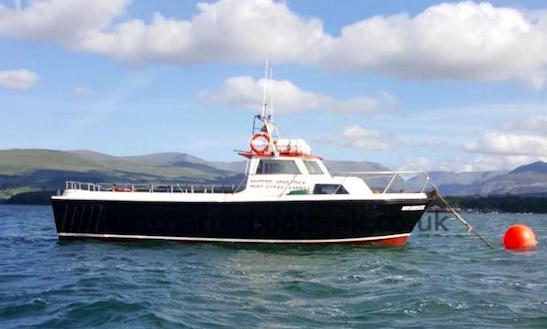 Fishing Charter On 32ft
