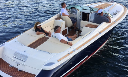 See Lake George In Style, Luxury And Comfort.