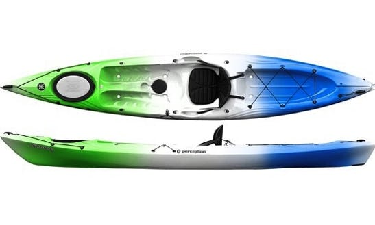 Kayak Adventure In Saint Pete Beach, Florida