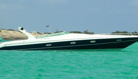 Charter 46' Revolution Motor Yacht In Portimão, Algarve, Portugal