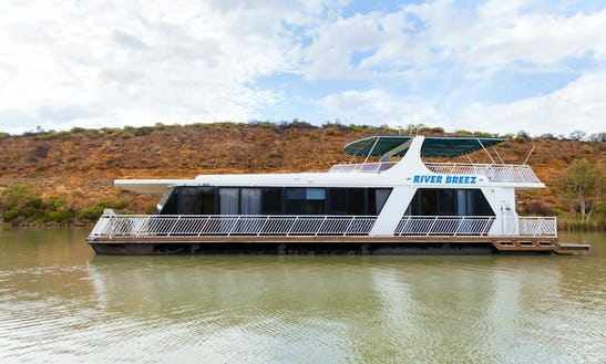Charter A River Breeze Houseboat In Mannum, Australia