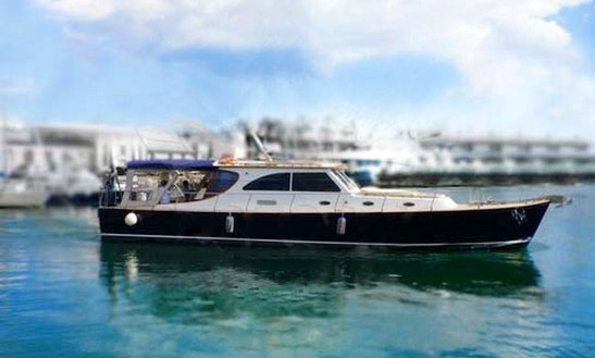 10 Person Motor Yacht Charter In Odes'ka City Council