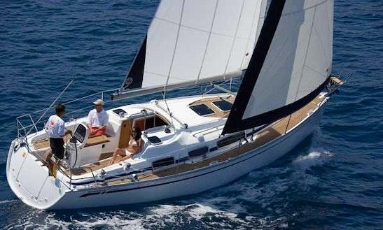 Charter 38' Bavaria Cruiser Cruising Monohull In Lemmer, Netherlands