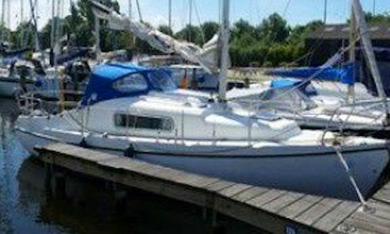 Charter 24' Compromise Cruising Monohull In Lemmer, Netherlands