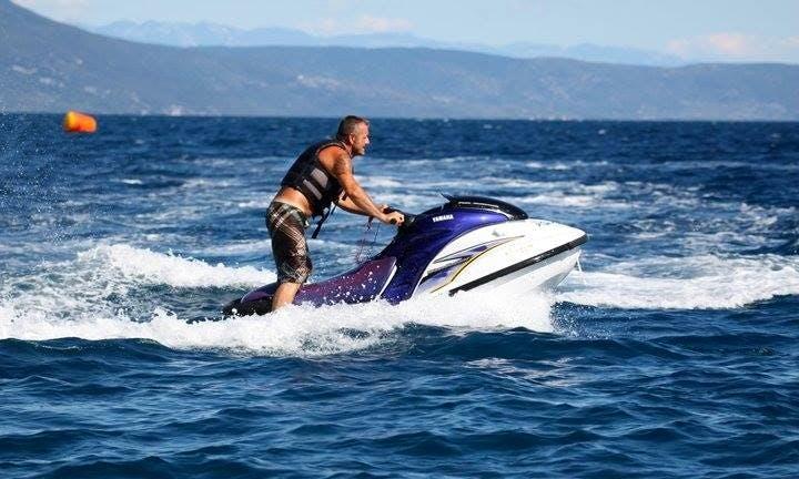 Rent a Jet Ski in Rabac, Croatia